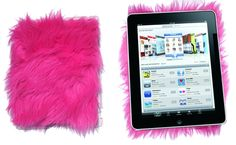 Fur iPad 2,3,4 Case :)