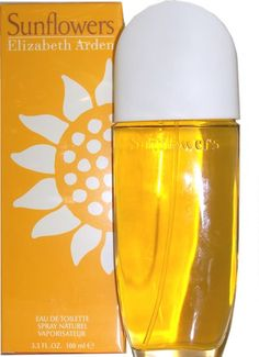 sunflowers elizabeth arden! I remember when EVERYONE wore this!