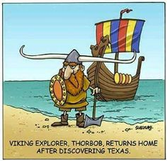 A little Viking humour
