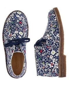 Liberty Macalister Boots in June's Meadow Floral