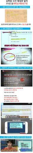 POstergación de las audiencias con costo de 16 millones de wons
