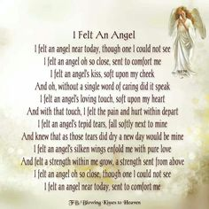 I have had that strength and power to feel the power of the Angel's,Jesus and the Lord's present in certain moments in my life giving me strength to heal and overcome various issues of my own and heal others. Angel Kisses, Angel Prayers, I Believe In Angels, My Guardian Angel, Angel Numbers, Angel Pictures, Angel Cards, Single Words, Papi