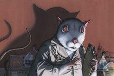 DR. RAT BY DAVID WEISNER