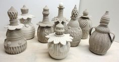 pigeon road pottery- Amy Higgason