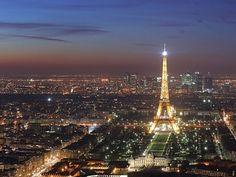 Paris déchiffré : l'infographie qui vous en apprendra plus sur la ville lumière