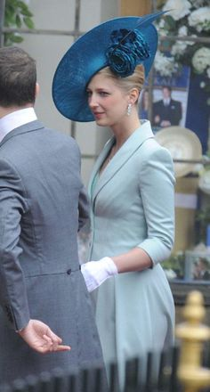 Lady Gabriella Windsor - known both professionally and personally as Ella Windsor, - is an English freelance feature writer, and the only daughter of Prince and Princess Michael of Kent