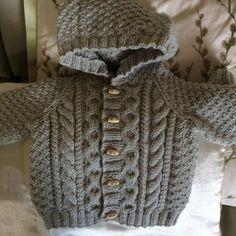 Sweater, Jackets and Hat in Sirdar Snuggly DK – 1776 – Downl… Baby Boy Knitting Patterns Free, Aran Knitting Patterns, Baby Sweater Patterns, Baby Cardigan Knitting Pattern, Crochet Baby Cardigan, Baby Hats Knitting, Knitting For Kids, Booties Crochet, Crochet Yarn