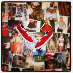 Taylor Swift RED Keds at dELiA*s
