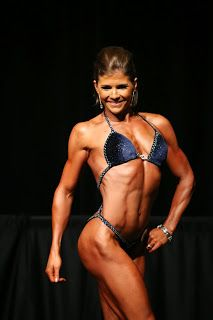 Guidance, Food & Fuel for Vegan Figure Competitors, Bodybuilders & Athletes:  by  Melissa Hauser, figure competitor