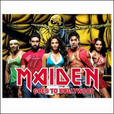 Maiden Goes To Bollywood (Iron Maiden + Sunidhi Chauhan) by Wax Audio on SoundCloud