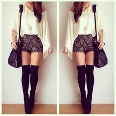 Image via We Heart It https://weheartit.com/entry/128211364 #accessories #bag #beautiful #beauty #casual #clothes #cute #Elle #fashion #floral #girl #girly #hair #hipster #legs #love #neckless #nice #outfit #perfect #pretty #purse #shoes #short #simple #style #sweet #vintage #vogue #swag