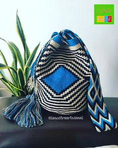 "117 Likes, 12 Comments - La Nostra Artesanal® (@lanostraartesanal) on Instagram: ""Wayuu Bags Special Design - Original Wayuu @lanostraartesanal """