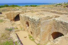 Tomb of the Kings, Paphos, Cyprus