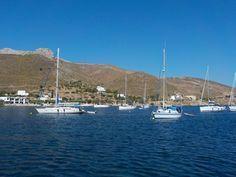 Xyrokampos bay_Dodecanese,Greece