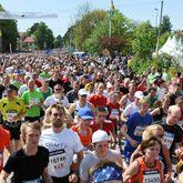 Gotenborgvarvet half marathon