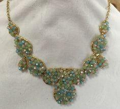 lavish jewelry by Tricia Milaneze Handmade Necklace With Semiprecious Stones  #lavishjewelrybyTriciaMilaneze