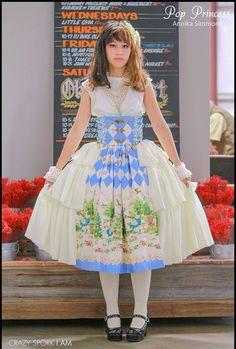 Alice in wonderland  Lolita