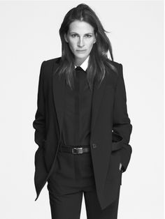 Julia Roberts for Givenchy -  Why Julia Roberts is Ricardo Tisci's new face of #Givenchy