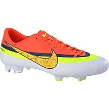 NIKE Men's Mercurial Victory IV CR7 FG Low Soccer Cleats