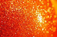 Orange Sparkle by swelldesigner