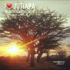 Amanecer en Jutiapa