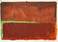 Untitled  John Hoyland
