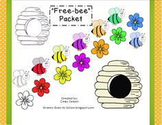 Free clip art packet