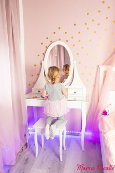 Girls room design - ideas and tips for girls children& room - # m . Designing a girl& room – ideas and tips for girls# Mädchenzimmer baby # Mädchenzimmer ide Girls Room Design, Big Girl Rooms, Kid Beds, Kids Bedroom, Home Furnishings, Toddler Bed, Furniture, Home Decor, Matilda