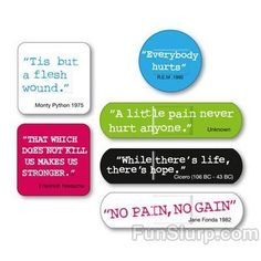 Philosophical bandaids!