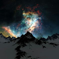Alaska - Northern Lights... I wanna see this one day