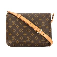 Louis Vuitton Monogram Canvas Musette Tango Short Strap Bag (Pre Owned - 3439003 | LuxeDH