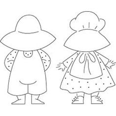 Molly's Place: SUNBONNET SUE SUNDAY #13