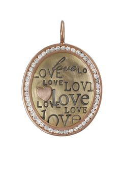 "Heather B. Moore - ""Love"" Charm - Perfect for Mother's Day :)"