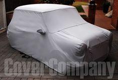 Outdoor Custom Car Cover for Mini