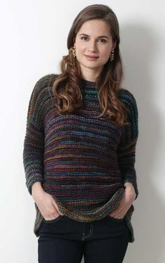 Salwah Pullover Knitting Kit