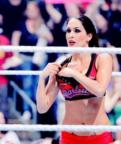 Brie Bella Taking out the tissue Nikki And Brie Bella, Total Divas, Dancing With The Stars, Wwe, Bikinis, Swimwear, Twins, Champion, Legends