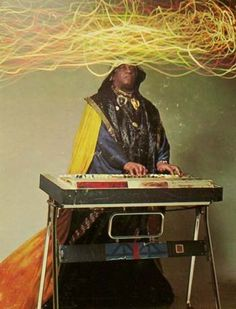 Picture of Sun Ra