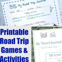 Road Trip Checklist, Road Trip Packing List, Road Trip Planner, My Road Trip, Road Trip With Kids, Family Road Trips, Road Trip Snacks, Road Trip Games, Car Trip Activities