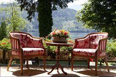 terrasse with a view#lakeside#Millstätter See#Carinthia#Austria#Kärnten Hotel Postillion am See