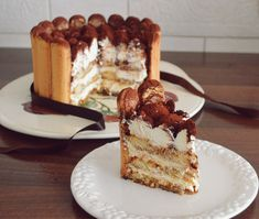 Tort Tiramisu Chocolate Pastry, Romanian Food, Sweet And Salty, Cake Recipes, Food And Drink, Yummy Food, Sweets, Candy, Homemade