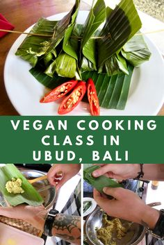 Taking a vegan cooking class in Ubud is a must for anyone visiting Bali. Click here to read all about the delicious vegan Balinese dishes we prepared for the day.