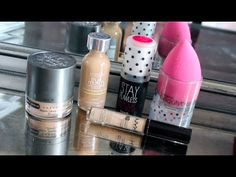 Updated Foundation Routine!♡How I get a Full-Coverage, Flawless Face♡ - YouTube