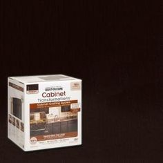 Rust-Oleum Transformations, Espresso Small Cabinet Kit, 263231 at The Home Depot - Tablet