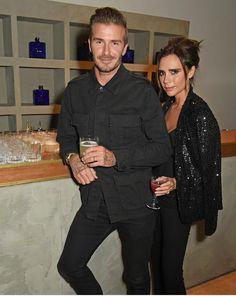 Família Beckham tem os cliques mais curtidos da semana de moda de Londres