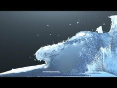 Liquid Simulations with X-Particles 2.5 and Cinema 4D - YouTube