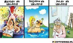 Polak Na Urlopie - Pozytywniej.pl