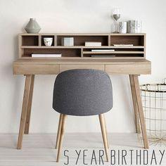 Scandinavian design, Minimalist, Home office, Nordic style