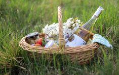 DIY MINI PROJEKTY Picnic, Basket, Diy, Outdoor, Studio, Outdoors, Bricolage, Picnics, Baskets