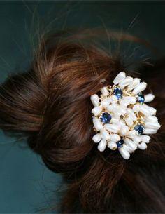 Beads String Hair Rope_Headwear_Accessories_Digbabies
