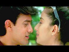 Mera Mann - Aamir Khan, Manisha Koirala, Alka Yagnik, Udit Narayan, Mann...